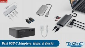 Best MacBook USB-C Adapters, Hubs, and Docks