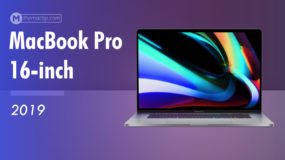Apple MacBook Pro 16-inch 2019