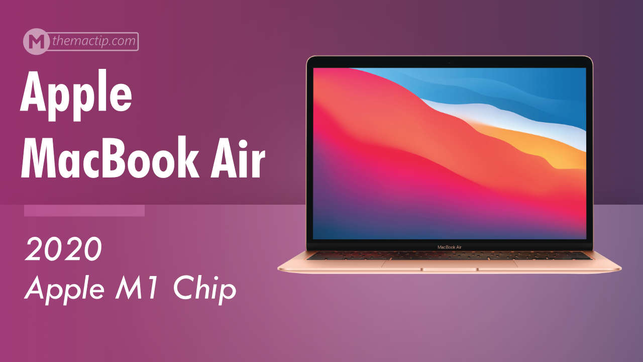 Apple MacBook Air (M1, 2020)